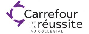 logo carrefour de la réussite au collégial